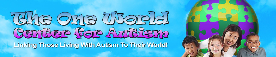 The One World Center For Autism