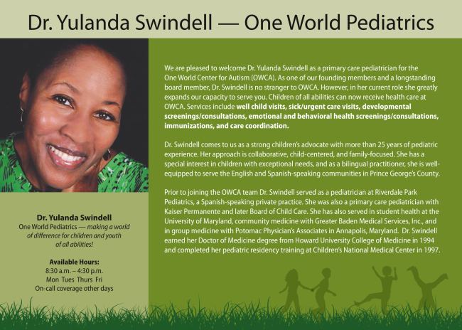 Introducing: One World Pediatric Care