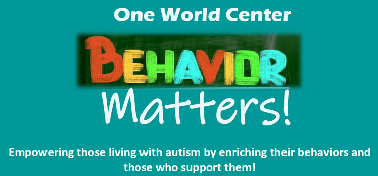 Autism Therapy Social Behavior Restored >> Individual Autism Support Services The One World Center