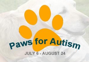 paws for autism social therapy